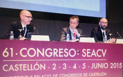 Participación en el 61 Congreso Nacional de la SEACV